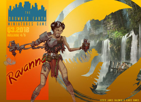 Q3 release: Ravanna