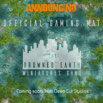 TDE Official Mat Pre-Order!!