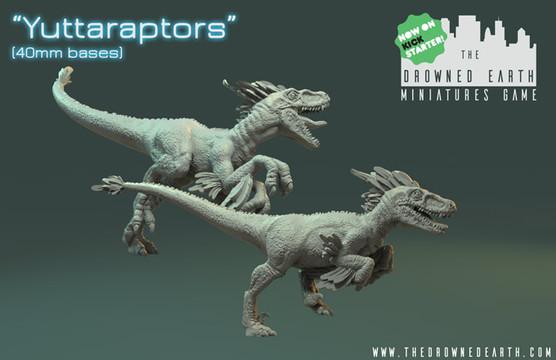 Dinosaur Tactica: Listbuilding with Dinos!