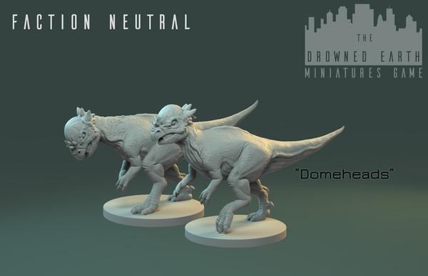 Domeheads (x2)