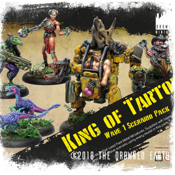 Wave 1 Scenario Pack: King of Tartouf