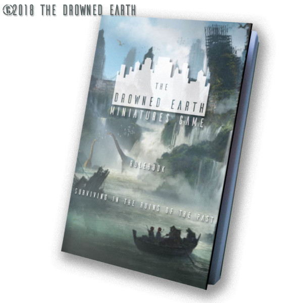 The Drowned Earth Rulebook