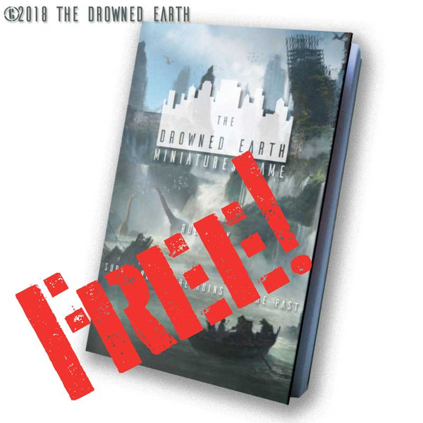 The Drowned Earth Rulebook: Free download
