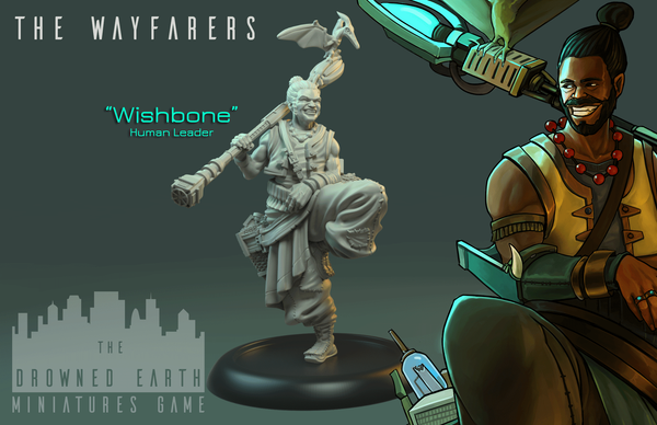 Wayfarers Faction in depth: Part 1