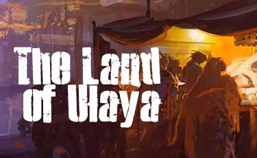 The Land of Ulaya