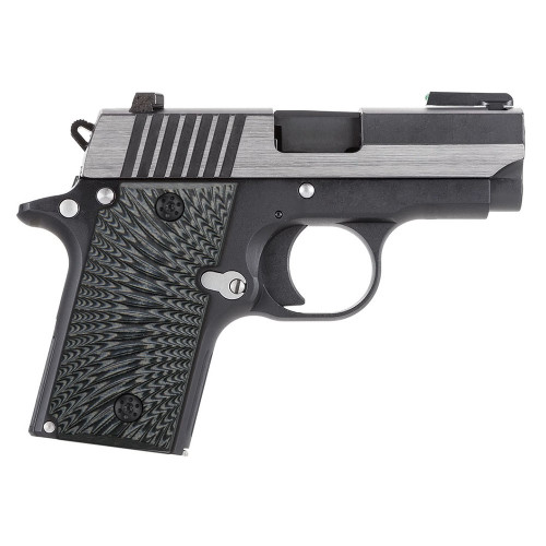 Sig Sauer P238 G10 Gun Grips Sunburst Texture without Ambi Safety Cut, Screws Included, H3N-J6-5