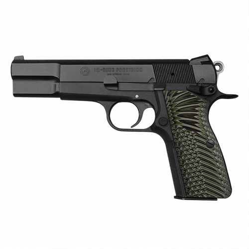 Coolhand Army Green G10 Gun Grips for Browning Hi Power and Tisas Regent BR9, HP-N1-21
