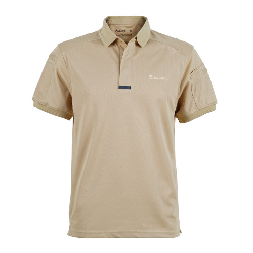 Cool Hand Men's Tatical Polo Shirts, Military Short Sleeve, Outdoor T-Shirt CHPL-KH