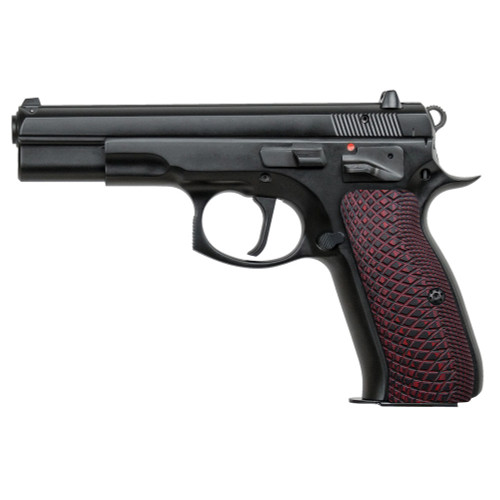 CZ 75 Full Size G10 Gun Grips Snake Scale Texture, Screws Included, H6-2-6