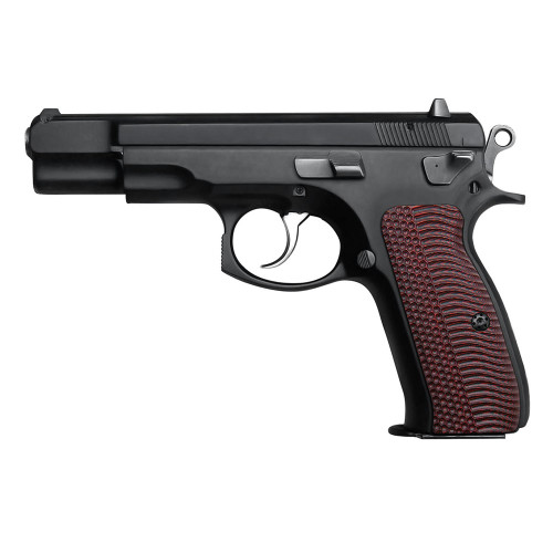 CZ 75 Full Size G10 Gun Grips OPS Texture, Screws Included, H6-J1-6