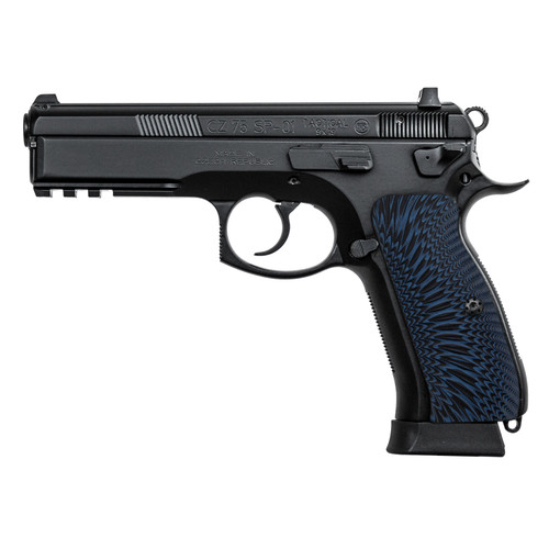 CZ 75 Full Size G10 Gun Grips Sunburst Texture, Screws Included, H6-J6-8