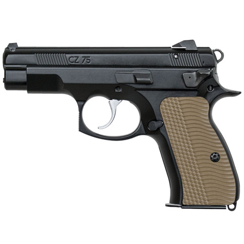 CZ 75 85 Compact Size G10 Gun Grips OPS Texture, Screws Included, H6C-J1-32