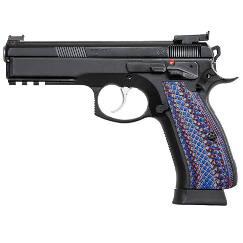 CZ 75 Full Size G10 Gun Grips Snake Scale Texture, Screws Included, SP1-2-19