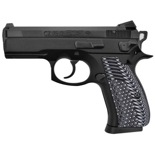 CZ 75 85 Compact Size G10 Gun, Screws Included, SPC-N1-22