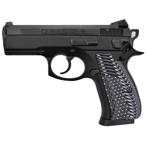 CZ 75 85 Compact Size G10 Gun, Screws Included, SPC-N1-22