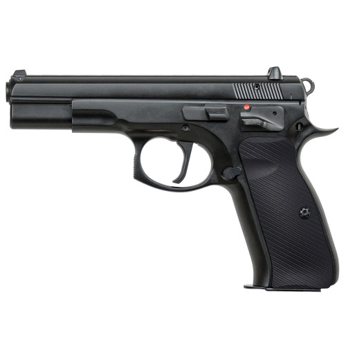 CZ 75 Full Size G10 Gun Grips Palm Swell Back Style, Mag. Release Cut, Screws Included, H6-T-1