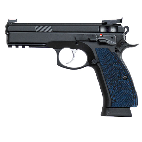 G10 Grips for CZ 75 Full Size, CZ 75 SP-01 Series, Shadow 2, 75B BD, Screws Included, SP1-PNP-8