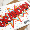 Father's Day Card for Grandad