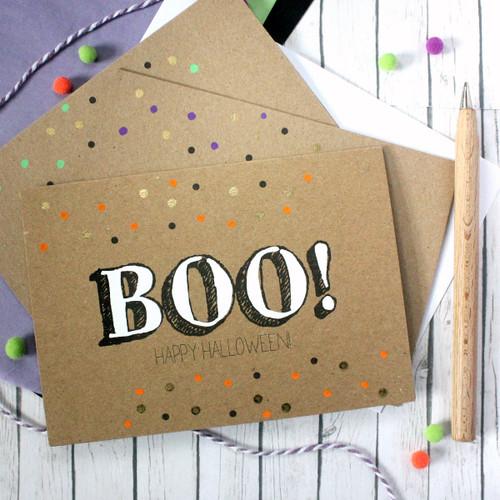 Halloween. Halloween Card. Halloween Cards. Happy Halloween. Happy Halloween Card. Card for Halloween. Cute Halloween Card. Spooky. Boo!