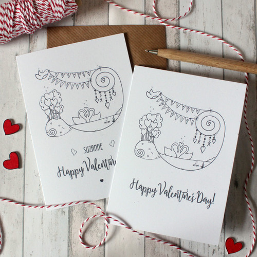 Valentines Day Card. Valentine Card. Valentine Cards. Valentine. Cute Valentine. Hand Drawn Illustration. Illustrated Card. Black and White.