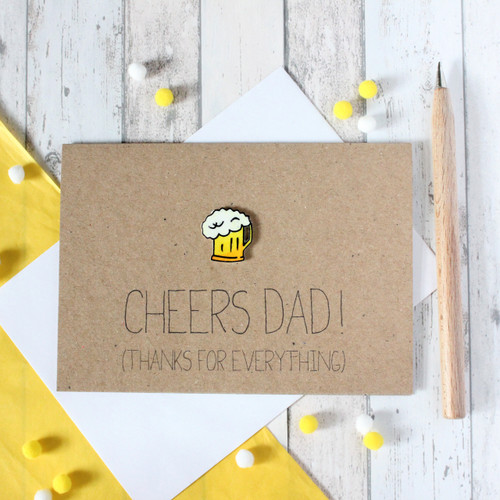 Happy Father's Day Card for Dad