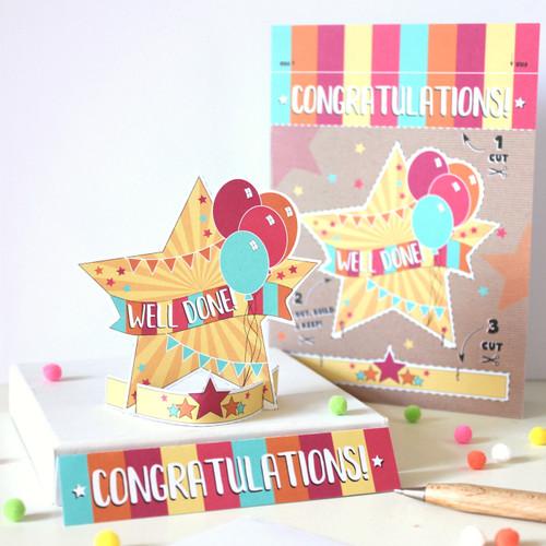 Congratulations Keepsake Card