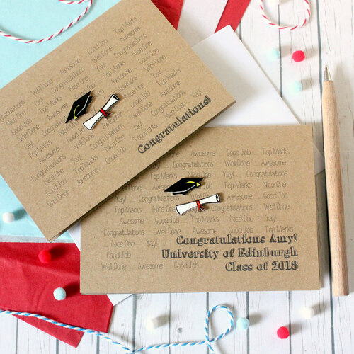 Graduation Card. Graduation Congratulations Card. Graduation. Graduation Gift. Congratulations Card. Exams Congratulations. Exams Card. Yay