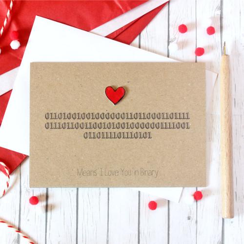 Binary Card