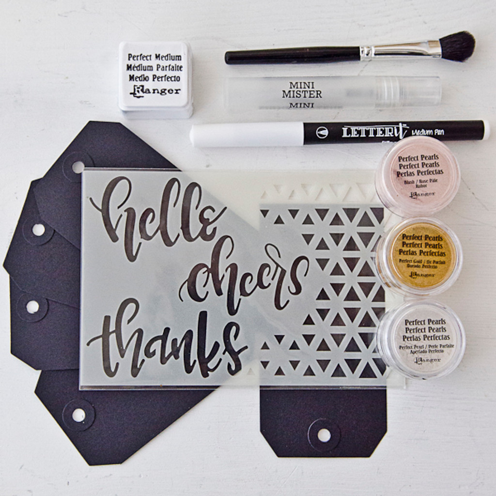 Letter It Perfect Pearls Kit