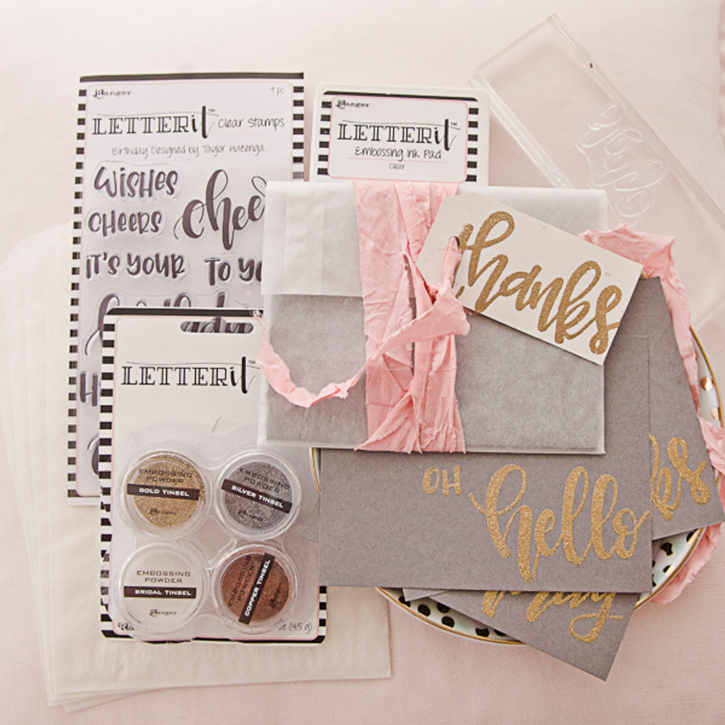 That Look of Hand-Lettering by Christen Hammons