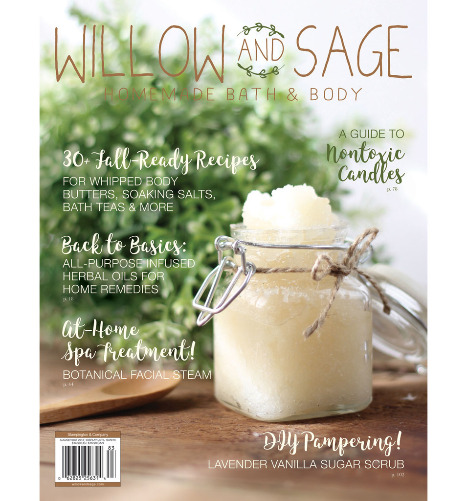 Willow and Sage Autumn 2018
