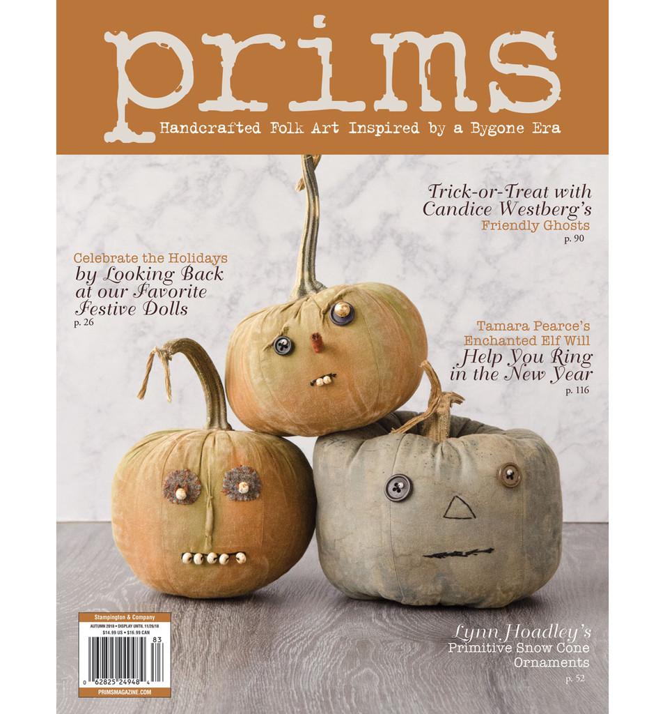 Prims Autumn 2018