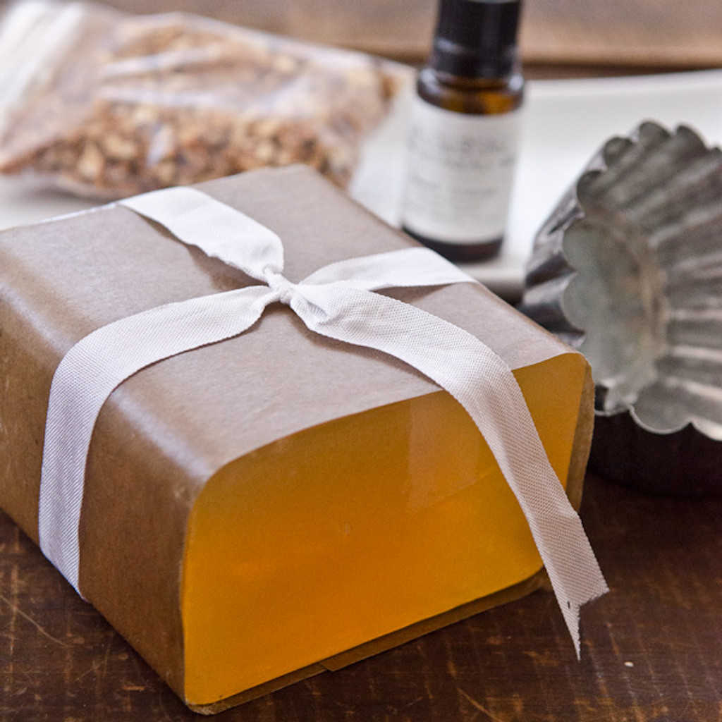 Orange Zest Soap Making Kit
