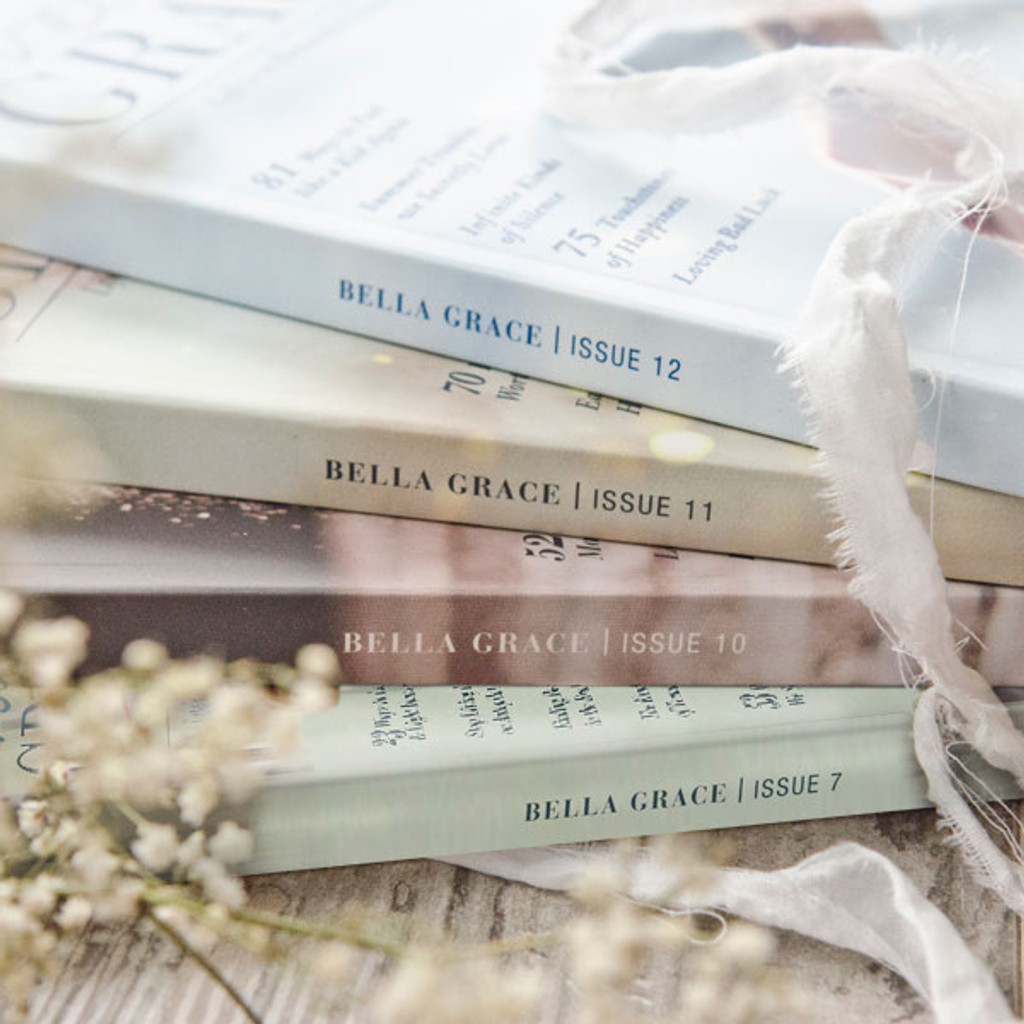 Celebrating She — Bella Grace Collection