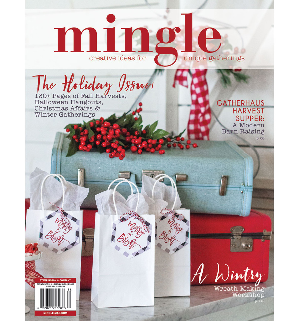 Mingle Autumn 2018