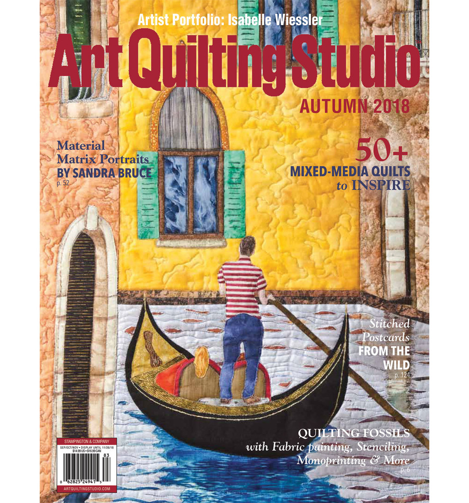 Art Quilting Studio Autumn 2018