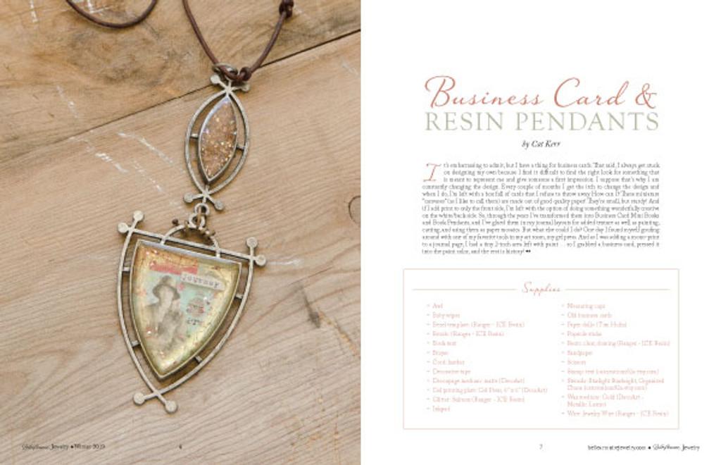 Belle Armoire Jewelry Winter 2019
