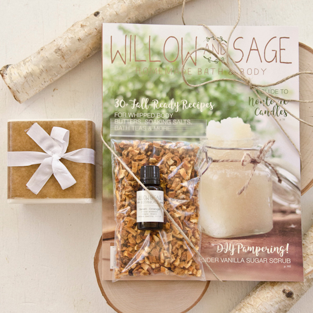 Willow and Sage Starter Set Orange