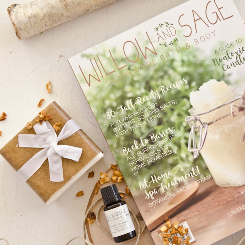 Willow and Sage Vibrant Orange Starter Set