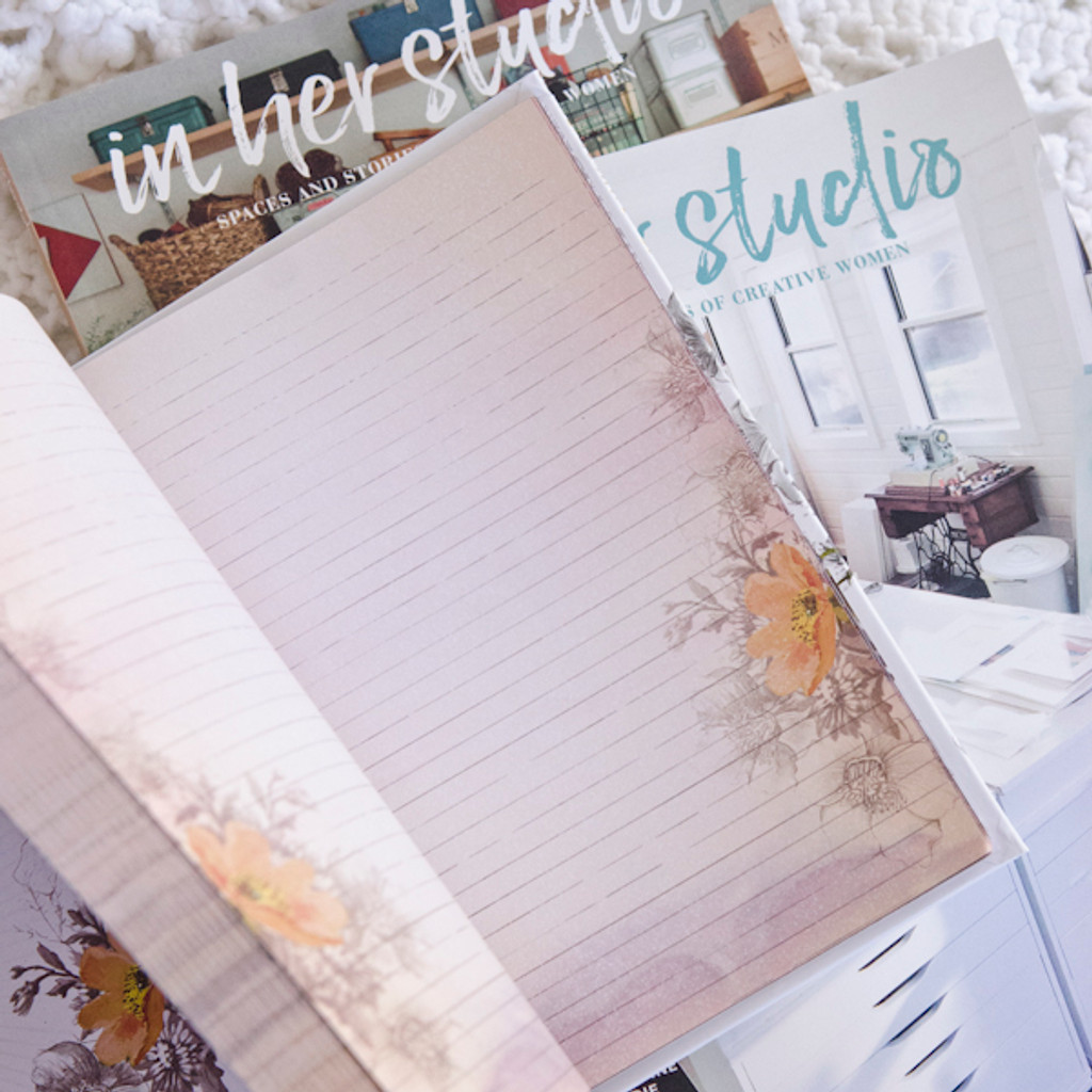 In Her Studio Journaling Gift Bundle