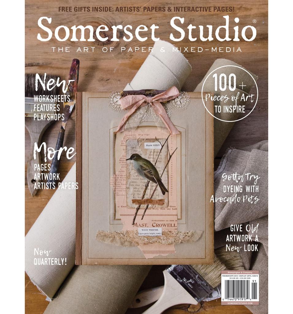 Somerset Studio Spring 2019