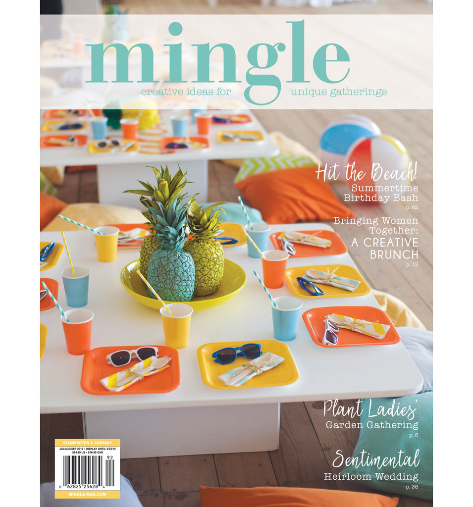 Mingle Summer 2019