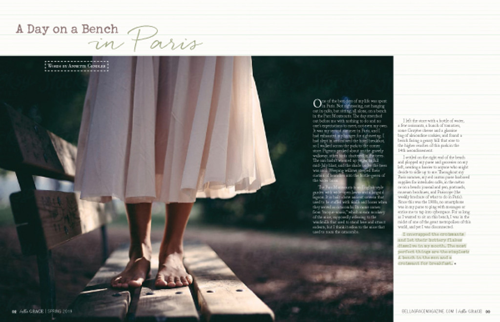 Save 15% off Bella Grace Issue 19
