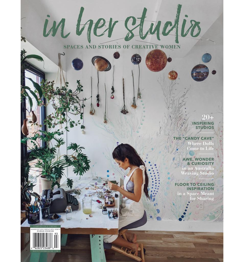In Her Studio Autumn 2019