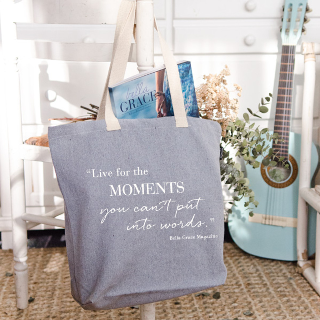 FREE Live for the Moments Tote...