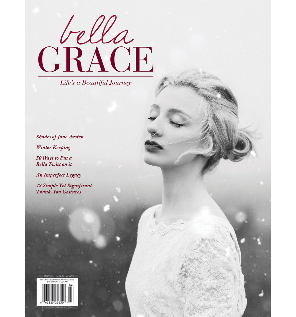 Bella Grace Issue 18 Special Offer