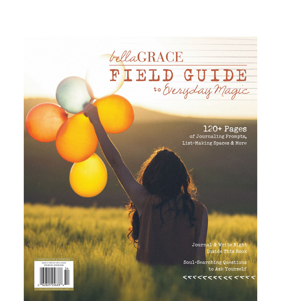 Field Guide to Everyday Magic Issue 5