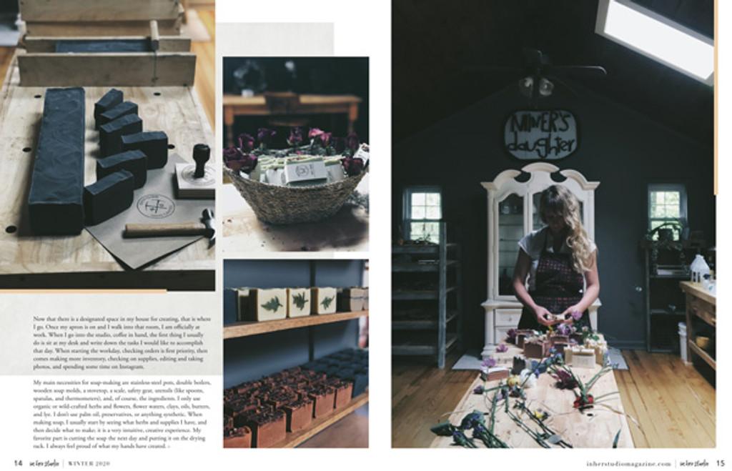 In Her Studio Winter 2020