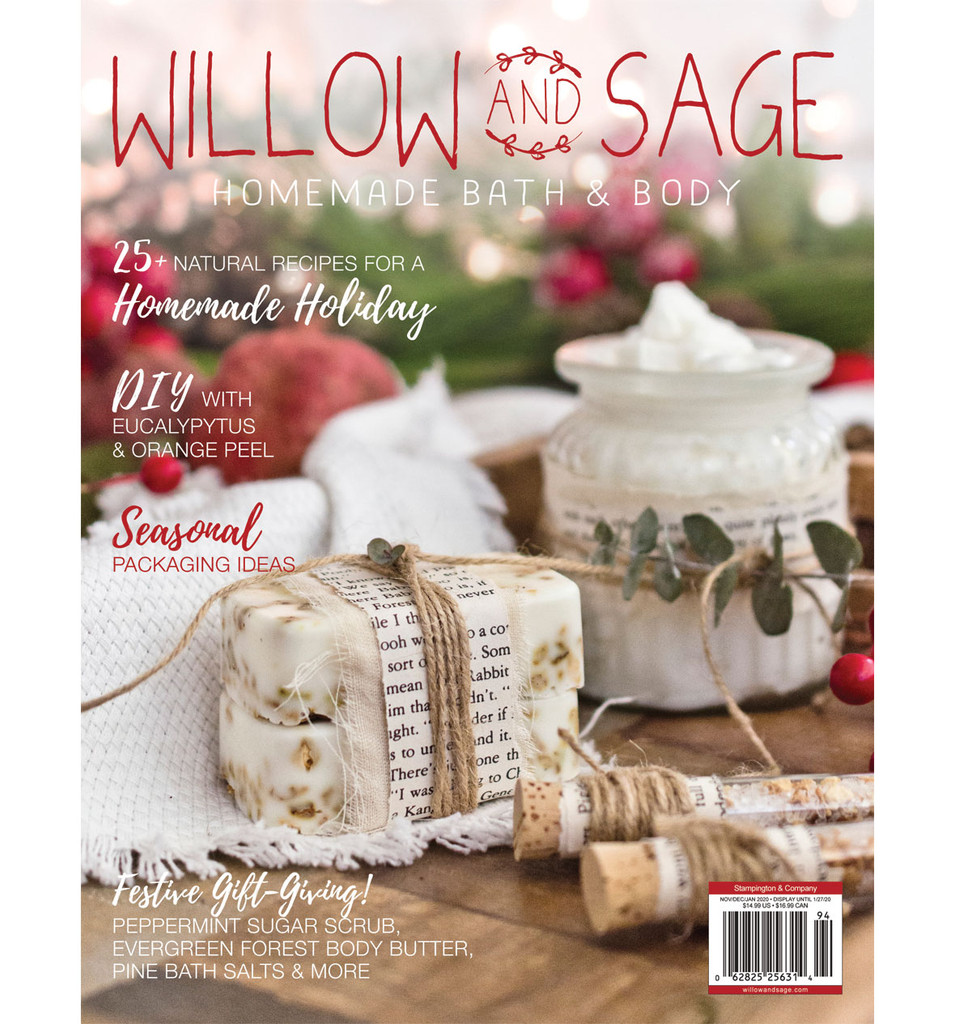 Willow and Sage Winter 2020