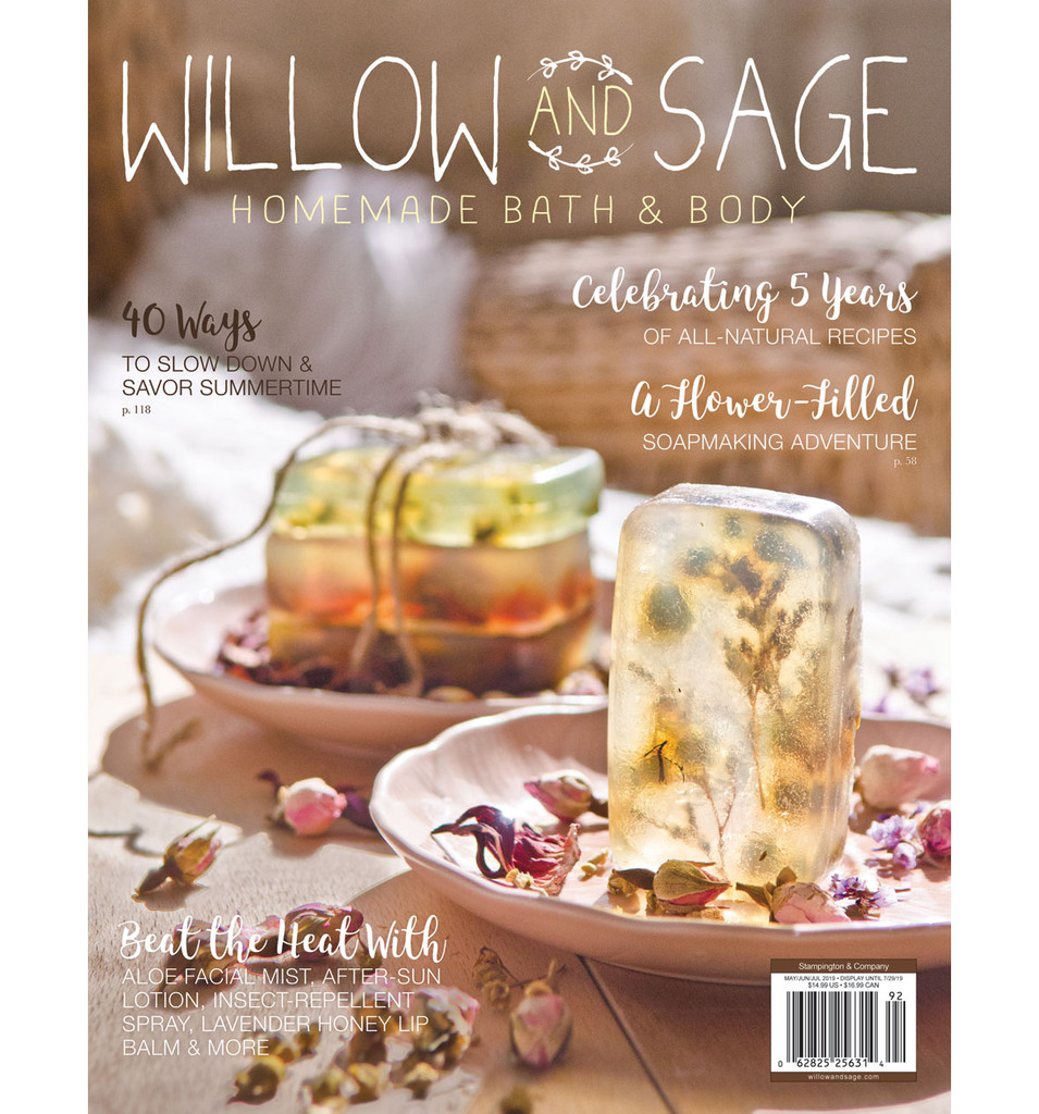 Willow and Sage Summer 2019